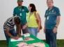 Ação Goiânia – GO | Goiás Esporte Clube e Auditório do Hospital do Coração Anis Rassi