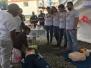 """Ação na Praça da Santa Casa de Misericórdia, Juiz de Fora (MG)"""""""