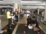 Ação no Aeroporto de Congonhas, São Paulo (SP)