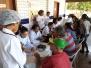 Ação no Hospital São Domingos, São Luís (MA)